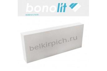 Газобетонные блоки перегородочные D500 600x100x250 Bonolit